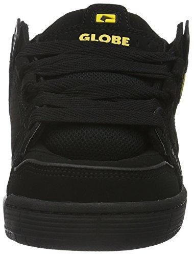 Globe Sabre, Baskets Basses Homme Noir (20241)