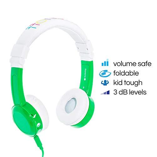 Casque Audio pour Enfant - Modèle Inflight | 3...