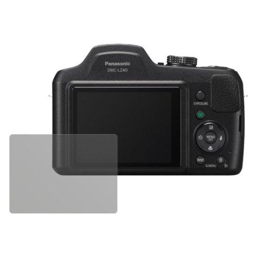 dipos I 6X Schutzfolie matt passend für Panasonic Lumix LZ40 Folie Displayschutzfolie