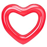 HeySplash Inflatable Swim Rings, Salvagente Galleggiante ad Anello 47.3