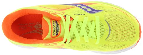 Saucony Kinvara 5 Citron Vizi Orange Purple jaune