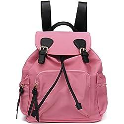 Umhängetaschen Reisetaschen Handtaschen Koreanisch Oxford Große Kapazität Schüler Rucksäcke Schultaschen,Loquat-OneSize