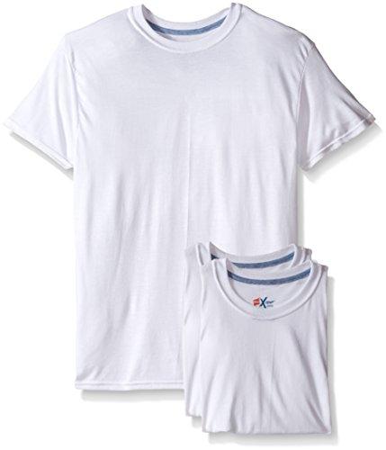 Hanes Herren Unterhemd Weiß - Weiß