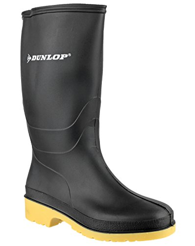 Dunlop Dull Childrens Unisex Wellies