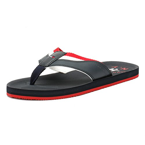 Tommy Hilfiger Mix Webbing Beach Sandal - Midnight Midnight