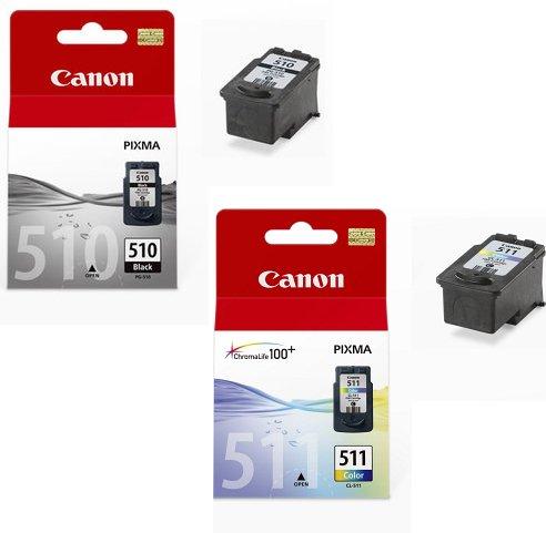 canon-pg-510-y-cl-511-juego-de-cartuchos-de-tinta-para-impresora-canon-pixma-mp250-2-unidades-negro-