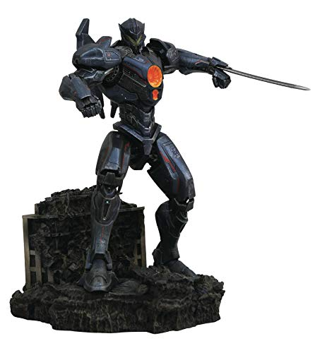 How titanic is your Gallery? The world of Pacific Rim Uprising just got even bigger, with the first ever Gallery PVC Diorama from the hit sequel!  Gipsy Avenger stands on guard against Kaiju (and rogue Jaegers) above a diorama of decimated buildings ...