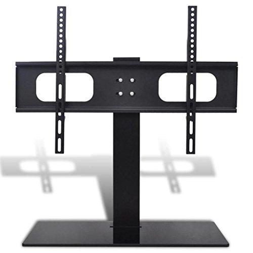 ghuanton TV-Halter mit Standfuß Ständer 600 x 400 mm 32