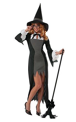 Rubie 's Offizielles Damen Puritan Hexe Halloween, Erwachsenen Kostüm-Kleine