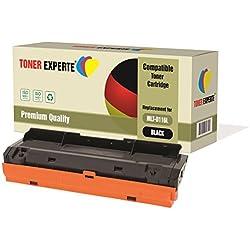 TONER EXPERTE® Compatible MLT-D116L Cartucho de Tóner Láser para Samsung Xpress SL-M2625, M2625D, M2626, M2825, M2825DW, M2825ND, M2826, M2675, M2675FN, M2676, M2875, M2875FW, M2875FD, M2876
