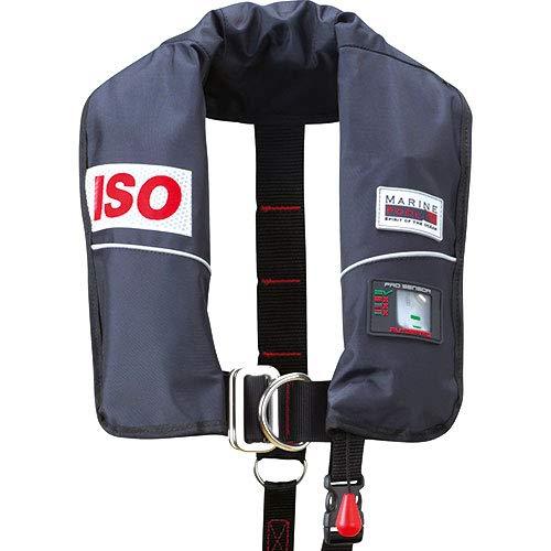 Marinepool Automatikweste ISO 150N JUNIOR PREMIUM schwarz