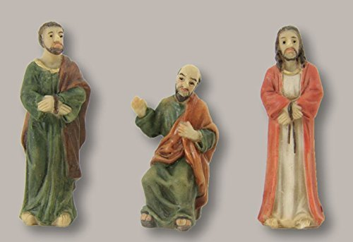 Figuras de la pasión: verurteilung para aprox. 5cm figuras