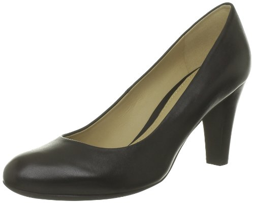 Geox D Mariele HIGH, Damen Pumps, Schwarz (BLACKC9999), 39.5 EU (6.5 Damen UK)