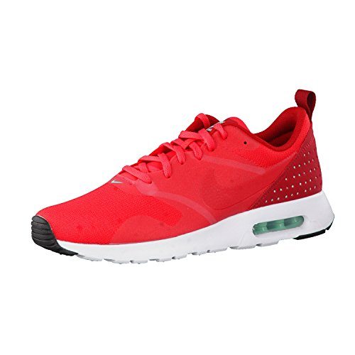 Nike Herren 705149603 Low-Top Rot (Action Red/Action Red-Gym red-white)
