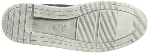 Yellow Cab Cross M, Baskets Hautes Homme Taupe