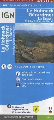 3618OTR LE HOHNECK/GERARDMER (RESISTANTE) par COLLECTIF
