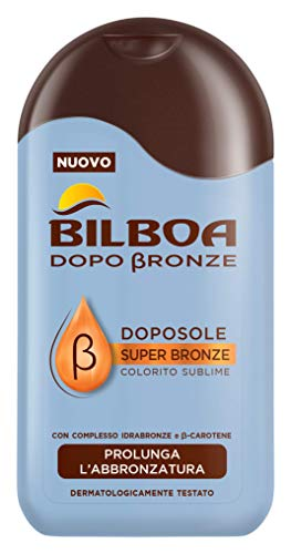 Bilboa dopobronze - doposole super bronze - 200 ml