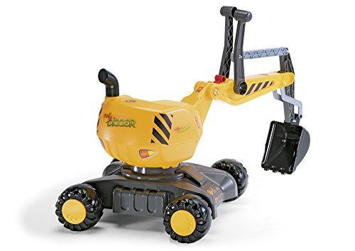 Preisvergleich Produktbild Rolly Toys Digger, Yellow by Rolly