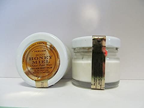Perlier Honey Aging Body Balm Duo Travel Sizes by Perlier