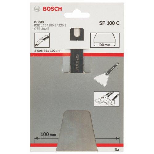 Bosch 2608691102 PSE Spachtel,Werkzeugst.100 mm,gerad