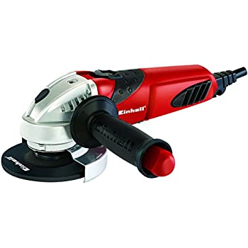 Einhell TE-AG 115//600 600 W Angle Grinder 115 mm Red
