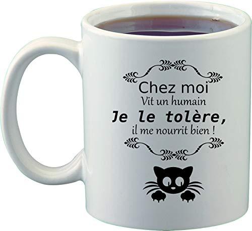 Sublimagecreations mug Humour, mug Chat