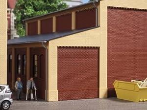 Auhagen HO Corner extensión pilares Amarillo (12 PC)