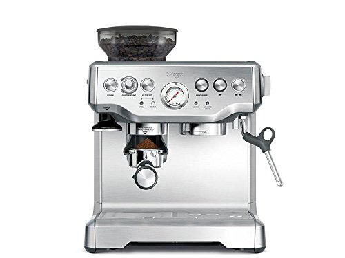 Sage Appliances SES875 Espresso-...