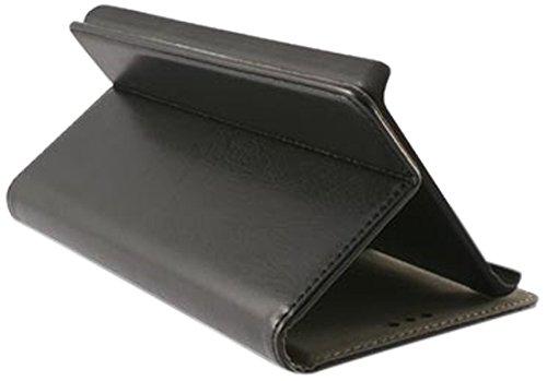 Ksix MFZ5745FU20 - Funda tipo folio para ZTE Blade S6 Plus, color negro