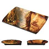 Sony Playstation 3 Superslim CECH-4000 Design Skin Folie Aufkleber - Herr der Ringe - Motiv 3