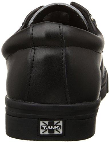 Schwarz Herren A6293 Schwarz Interlace Weiß Sneaker Creeper Sneakers TUK Schwarz wTUqXtOU