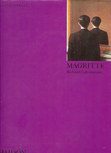 Magritte (Colour Library) by Richard Calvocoressi (1994-09-15)