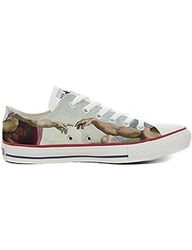 Converse All Star Customized - zapatos personalizados (Producto Artesano) Slim giudizio universale