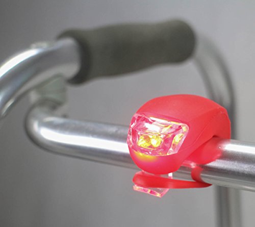 ObboMed® MW-0800R Sicherheitsleuchte für Mobilitätshilfen (Rot)