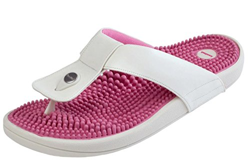 kenkoh-the-japanese-reflexology-massage-health-flip-flop-for-women-pink-ivory-size-uk-4-eu-37