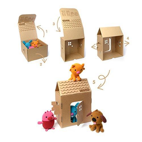 Sago Mini Sago Sago Toys Mini Plush Gift Pack