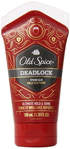 Old Spice Deadlock Spiking Glue 3.38 Fluid Ounce (Pack of 3) by Old Spice