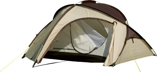 Wehncke Campingbedarf Zelt Colorado braun, STANDARD
