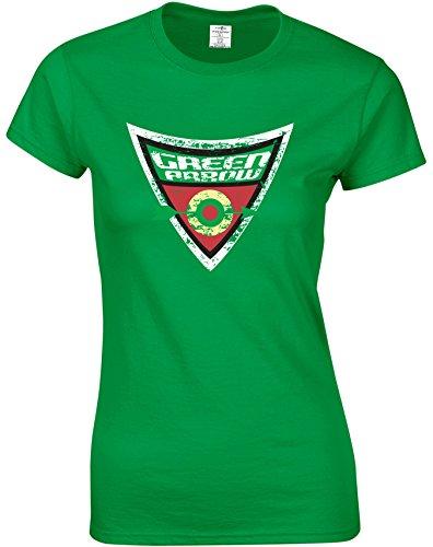 Eat Sleep Shop Repeat -  T-shirt - Donna Verde