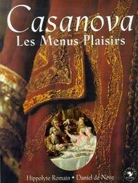 Casanova les menus plaisirs