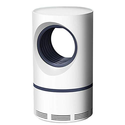 QWER Lampada Mosquito Killer, Bug Zapper Portatile USB, Lampada Zanzara Fisica UV...