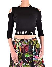 amp; Maglioni it Felpe Amazon Versace Abbigliamento Cardigan Donna Iw1Ca8q