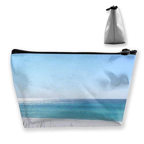 Panama City Florida Beach Kosmetiktasche/Tasche/Clutch Travel Case Organizer Aufbewahrungstasche für Frauen