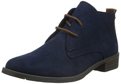 Marco Tozzi 25101, Desert Boots Femme Bleu (NAVY COMB 890)