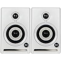 RCF 13041032, Coppia Monitor da Studio Ayra 4, 230 V, bianca