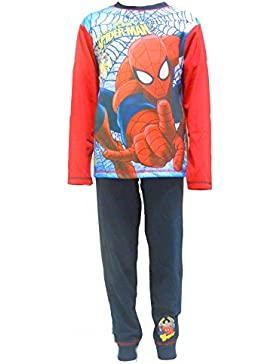 Marvel Spiderman Go Spidey Niños Pijamas