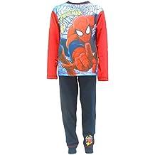 Marvel Spiderman Go Spidey Niños Pijamas