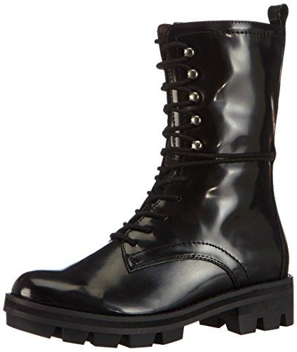 Tamaris 25280 Damen Combat Boots Schwarz (Black 001)