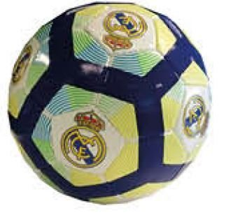 BALON GRANDE TRICOLOR REAL MADRID