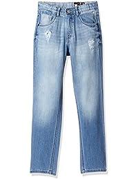 Gini and Jony Boys' Regular Fit Jeans